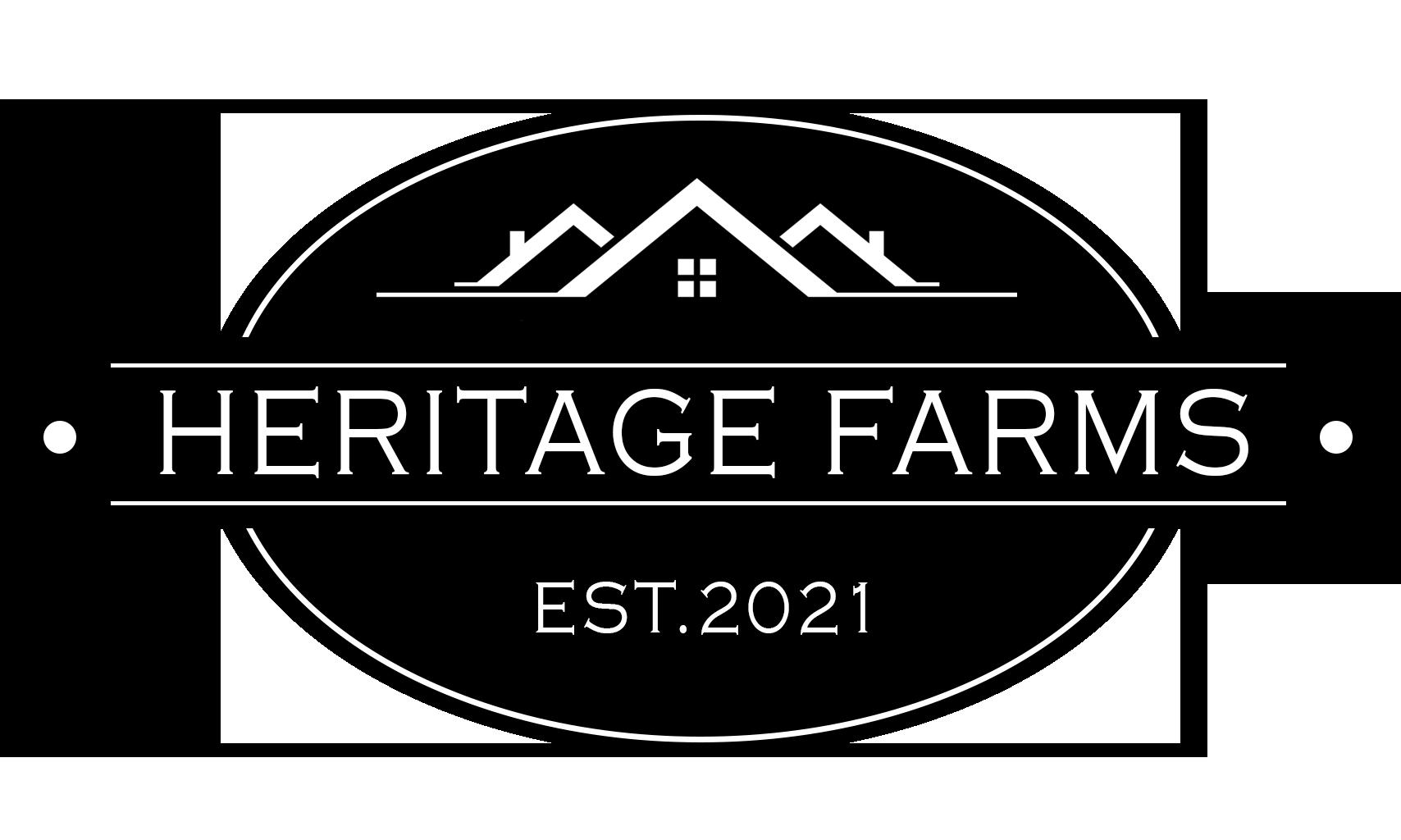 Heritage Farms Lee's Summit Subdivision Logo